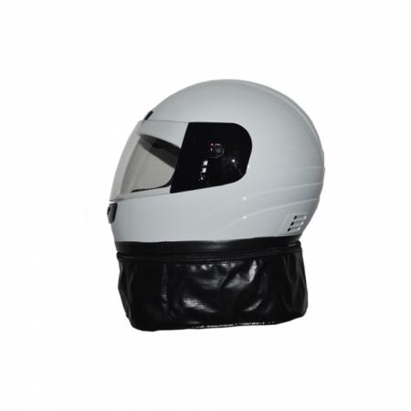 کلاه ایمنی شال دار موتورسیکلت