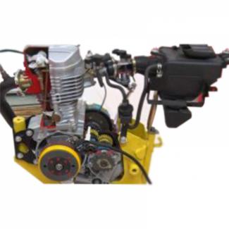 قطعات یدکی موتورسیکلت های انژکتوری