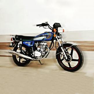 موتورسیکلت به پر 125 سی سی